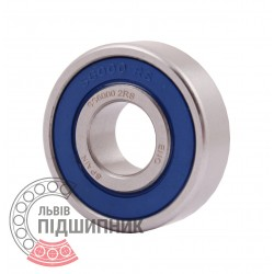 6000 2RS ENC INOX [BRL] Deep groove ball bearing - stainless steel