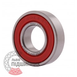 6002 2RS ENC 250°C [BRL] Deep groove ball temperature bearing