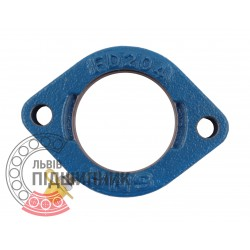 Bearing housing FD 204 [SNR]