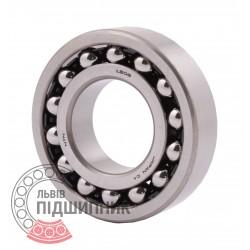 80210033 New Holland - Double row self-aligning ball bearing - [NTN]