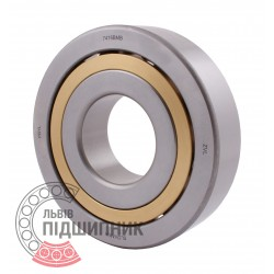 7416BM [ZVL] - 46416 - Single row angular contact ball bearing