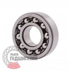 1202 [ZVL] Double row self-aligning ball bearing
