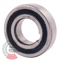 CSK25P-C5 [Stieber] Freewheel | One way combined bearing