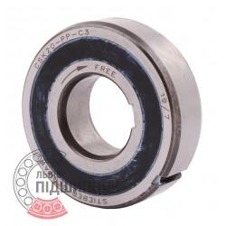 CSK20-PP-C3 [Stieber] Freewheel | One way combined bearing