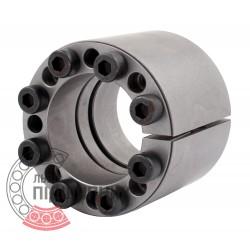 CAL4F50/80 SIT-LOCK® [SIT] Самоцентрована внутрішня зажимна муфта