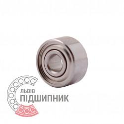 692.X.H.ZZ [EZO] Deep groove ball bearing - stainless steel