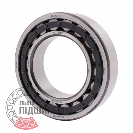 NU2216 E [ZVL] Cylindrical roller bearing