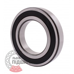 Deep groove ball bearing 6216 2RSR [Kinex ZKL]