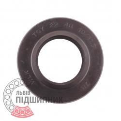 Oil seal 22x40x10/11,5 TGY [WLK]