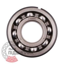 50309 | 6309 N [CPR] Підшипник кульковий відкритого типу з канавкою на наружному кільці