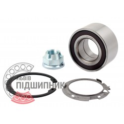 01-238 [Zilbermann] Front Wheel Bearing for RENAULT