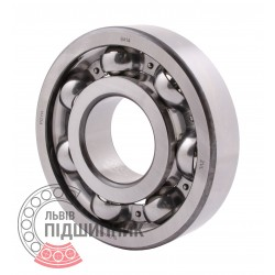 6414 [ZVL] Deep groove open ball bearing