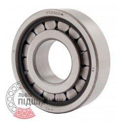 102306M | NCL306V [GPZ-34 Rostov] Cylindrical roller bearing