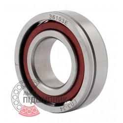 7003C   6-36103 Е [GPZ-34 Rostov] Single row angular contact ball bearing