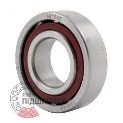 7004C | 6-36104 Е [GPZ-34 Rostov] Single row angular contact ball bearing