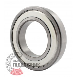 6218 ZZ [CPR] Deep groove sealed ball bearing
