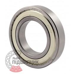 6220ZZ | 80220C17 [SPZ, Samara] Deep groove sealed ball bearing