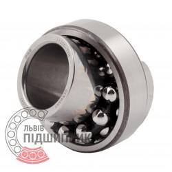 11205-TVH [FAG Schaeffler] Double row self-aligning ball bearing