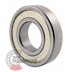 6318ZZ   80318C17 [SPZ, Samara] Deep groove sealed ball bearing