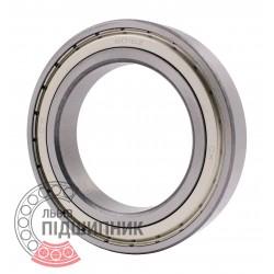 6016ZZ [CX] Deep groove sealed ball bearing