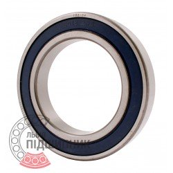 6018-2RS   180118 [GPZ-34 Rostov] Deep groove sealed ball bearing