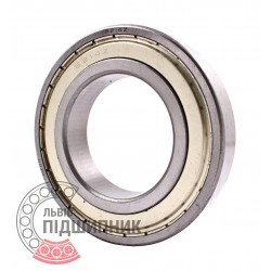 6214-Z [CPR] Deep groove ball bearing closure on one side