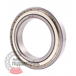 6015-2Z [CPR] Deep groove sealed ball bearing
