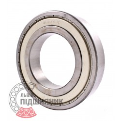 6214-2Z [CPR] Deep groove sealed ball bearing