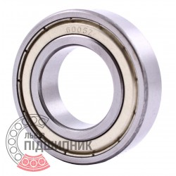 6005-2Z [CPR] Deep groove sealed ball bearing