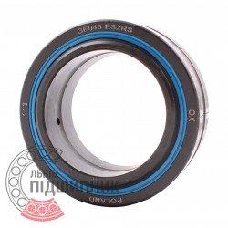 GE045-ES2RS | GE45ES-2RS | GE45DO-2RS [CX] Radial spherical plain bearing