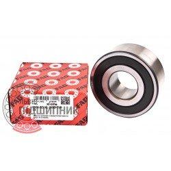 3056306   3306-BD-XL-2HRS-TVH-C3 [FAG Schaeffler] Двухрядный радиально-упорный шариковый подшипник