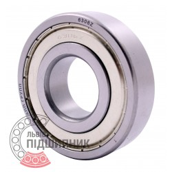6306Z [CPR] Deep groove ball bearing closure on one side