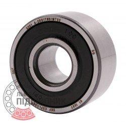3201 A-2RS1TN9/MT33 [SKF] Double row angular contact ball bearing