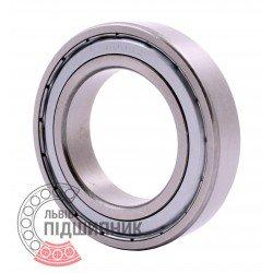 6009-2Z [DPI] Deep groove sealed ball bearing