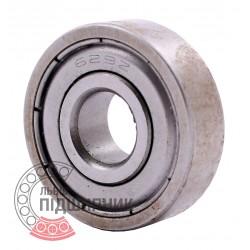 629-2Z [DPI] Miniature deep groove ball bearing