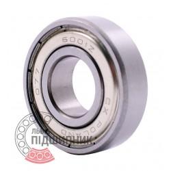 6001-2Z [CX] Deep groove sealed ball bearing