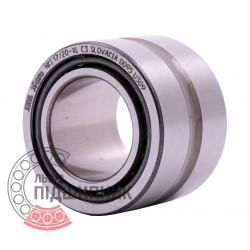 NKI17/20-XL-C3 | [INA Schaeffler] Игольчатый роликовый подшипник