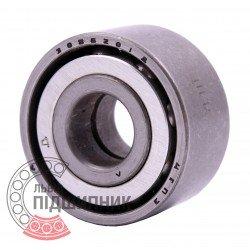 3056201 Д [GPZ] Double row angular contact ball bearing