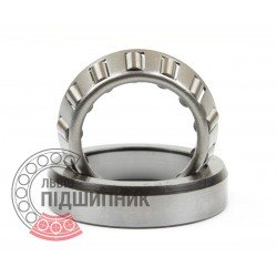 977907 [ГПЗ 34] Tapered roller bearing