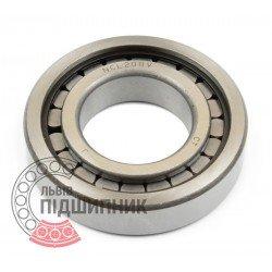 NCL208V | U1208TM | 102208N [CPR] Cylindrical roller bearing