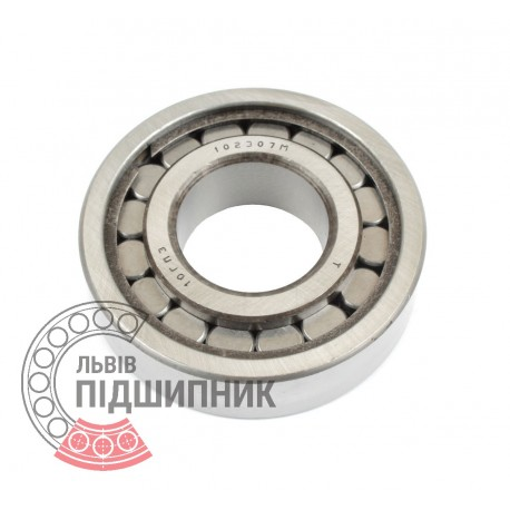 102307M | NCL307V [GPZ-10 Rostov] Cylindrical roller bearing
