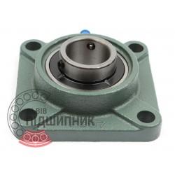 UCF 207 | UCF207 [CX] Flanged ball bearing unit