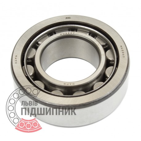 NU2207 [Kinex] Cylindrical roller bearing