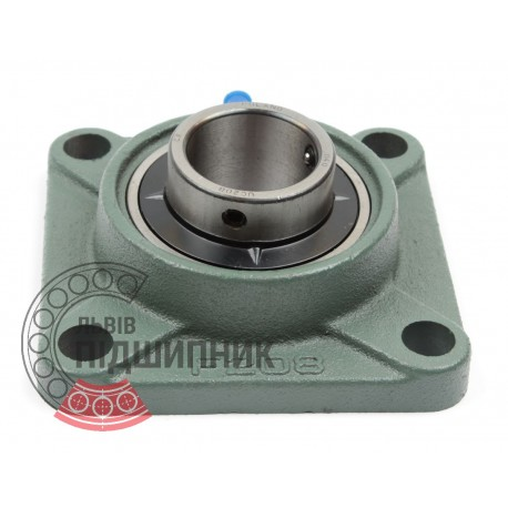 UCF.208 | UCF208 [CX] Flanged ball bearing unit