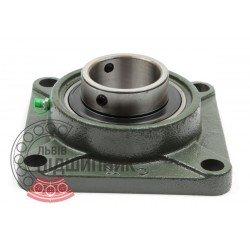 UCF 212 | UCF212 [CX] Flanged ball bearing unit
