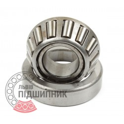 30306 | 27706A [GPZ] Tapered roller bearing