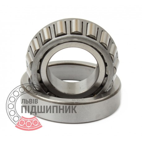 Timken 30206 Cup /& Cone Tapered Roller Bearing 30x62x17.25mm