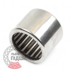 HK2526 [CX] Drawn cup needle roller bearings with open ends