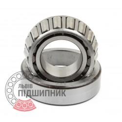 7507А | 32207 [LBP] Конічний роликовий підшипник