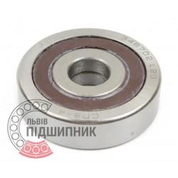 348702 L20 [SPZ, Samara] Angular contact ball bearing